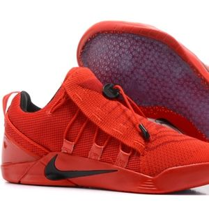 Nike Kobe AD NXT red/black 7, 7.5, 17, 18 NEW!